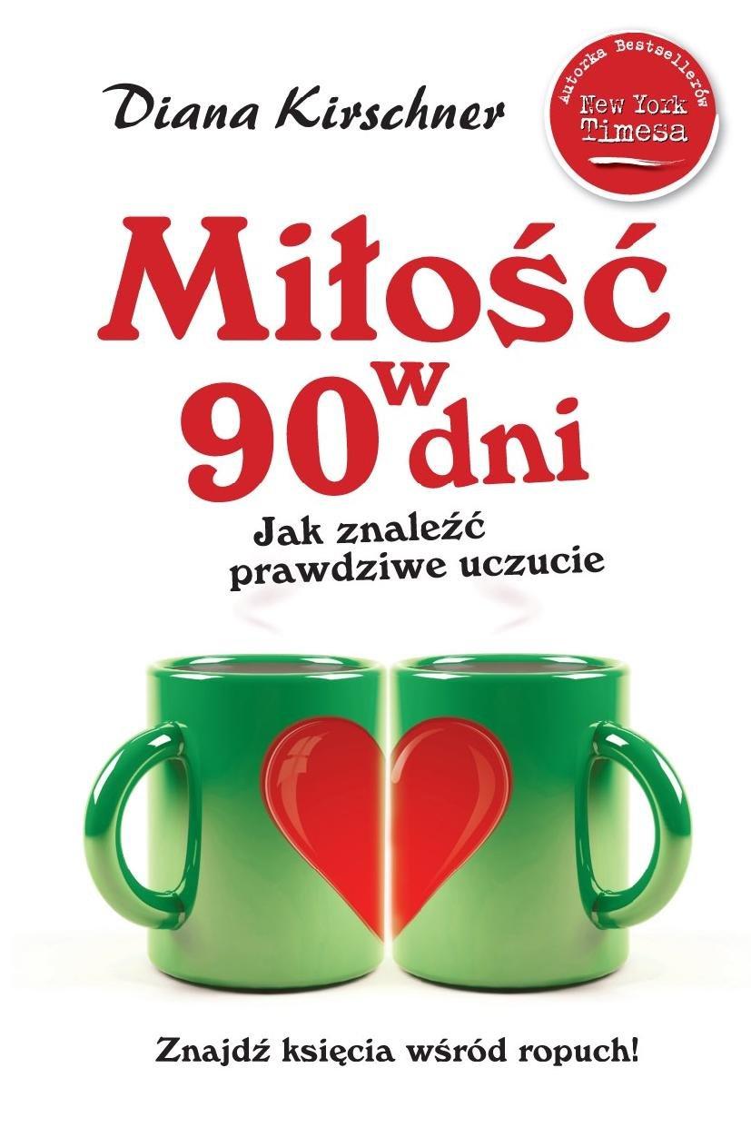 Miłość w 90 dni - Ebook (Książka na Kindle) do pobrania w formacie MOBI