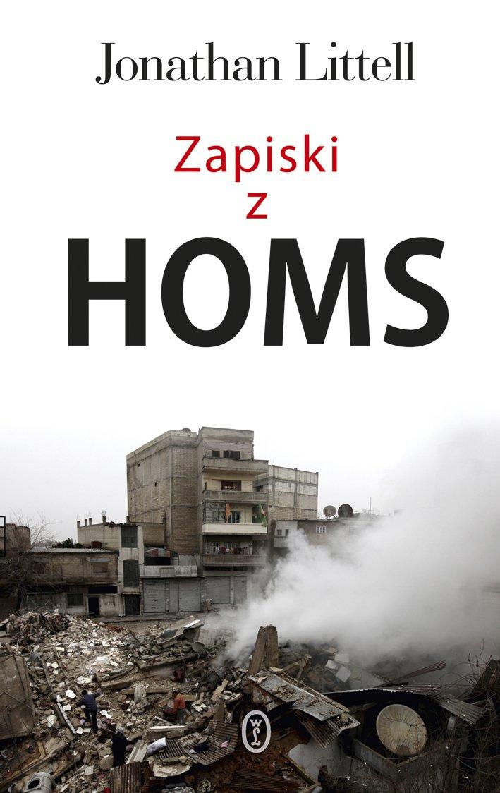 Zapiski z Homs - Ebook (Książka EPUB) do pobrania w formacie EPUB
