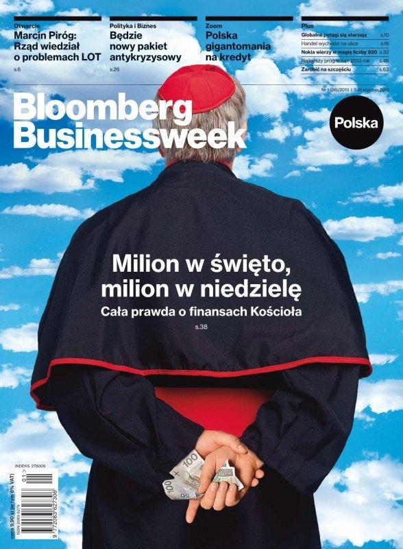 """""""Bloomberg Businessweek"""" wydanie nr 113 - Ebook (Książka PDF) do pobrania w formacie PDF"""