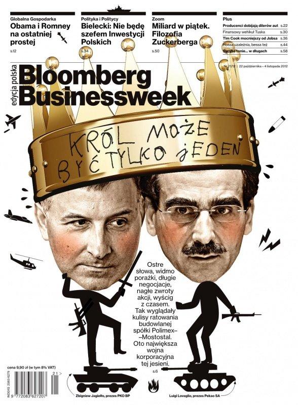 """""""Bloomberg Businessweek"""" wydanie nr 2112 - Ebook (Książka PDF) do pobrania w formacie PDF"""