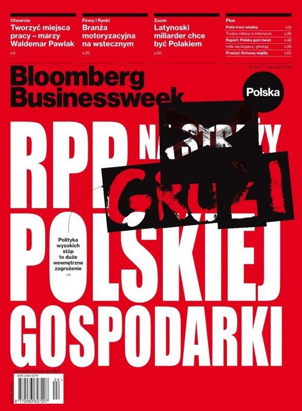 """""""Bloomberg Businessweek"""" wydanie nr 2412 - Ebook (Książka PDF) do pobrania w formacie PDF"""