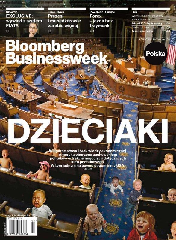 """""""Bloomberg Businessweek"""" wydanie nr 313 - Ebook (Książka PDF) do pobrania w formacie PDF"""