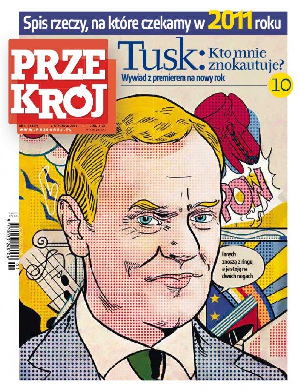 """""""Przekrój"""" nr 12011 - Ebook (Książka PDF) do pobrania w formacie PDF"""