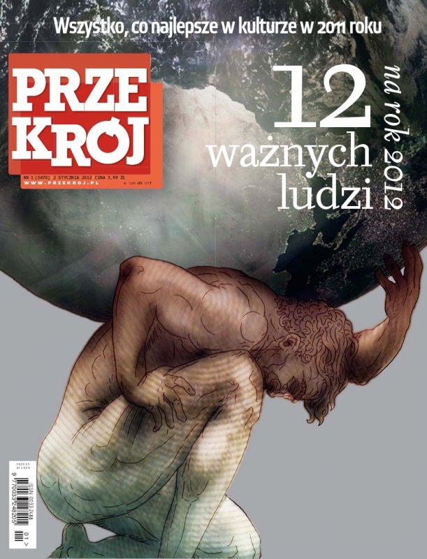 """""""Przekrój"""" nr 12012 - Ebook (Książka PDF) do pobrania w formacie PDF"""