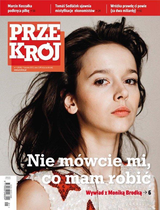 """""""Przekrój"""" nr 12013 - Ebook (Książka PDF) do pobrania w formacie PDF"""