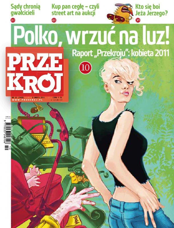 """""""Przekrój"""" nr 102011 - Ebook (Książka PDF) do pobrania w formacie PDF"""