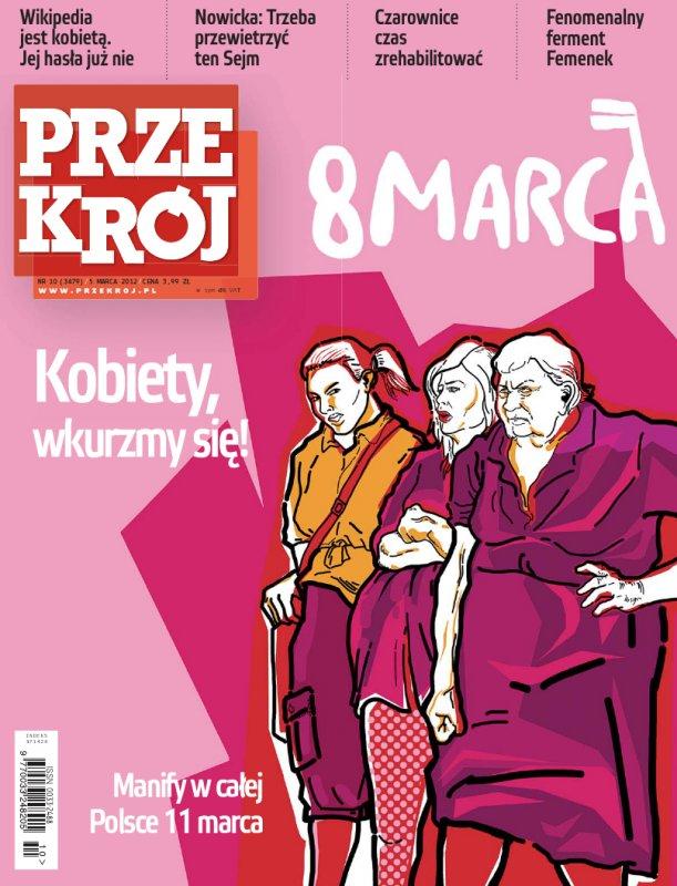 """""""Przekrój"""" nr 102012 - Ebook (Książka PDF) do pobrania w formacie PDF"""