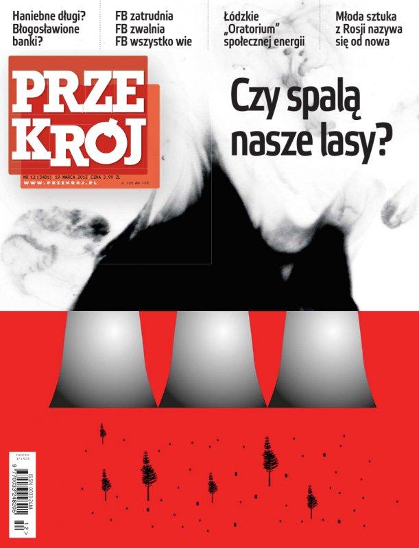 """""""Przekrój"""" nr 122012 - Ebook (Książka PDF) do pobrania w formacie PDF"""