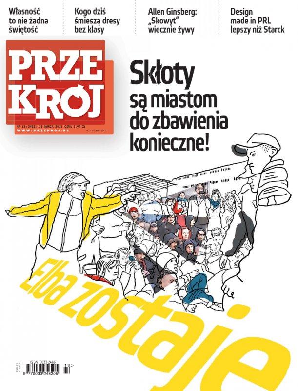 """""""Przekrój"""" nr 132012 - Ebook (Książka PDF) do pobrania w formacie PDF"""