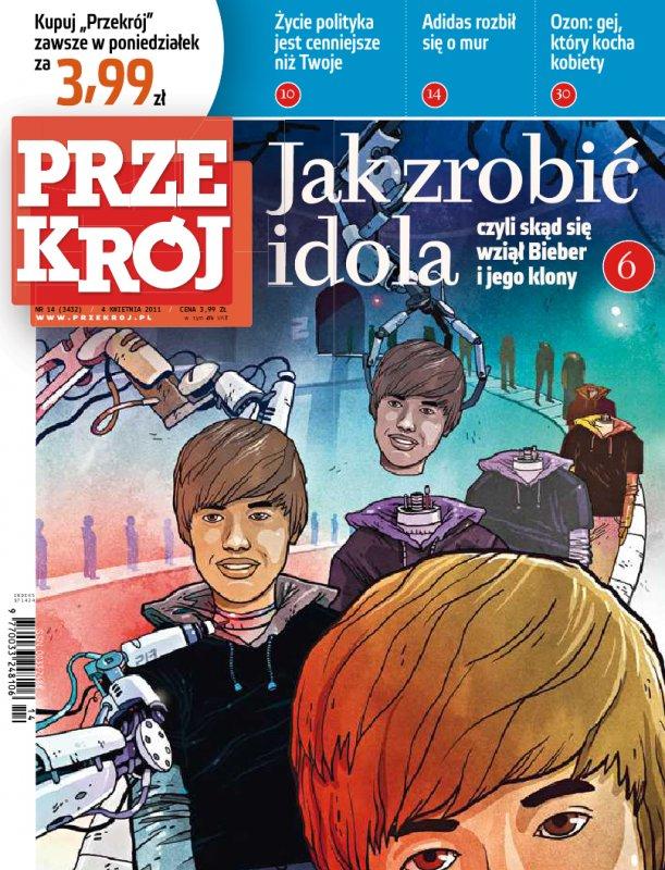 """""""Przekrój"""" nr 142011 - Ebook (Książka PDF) do pobrania w formacie PDF"""
