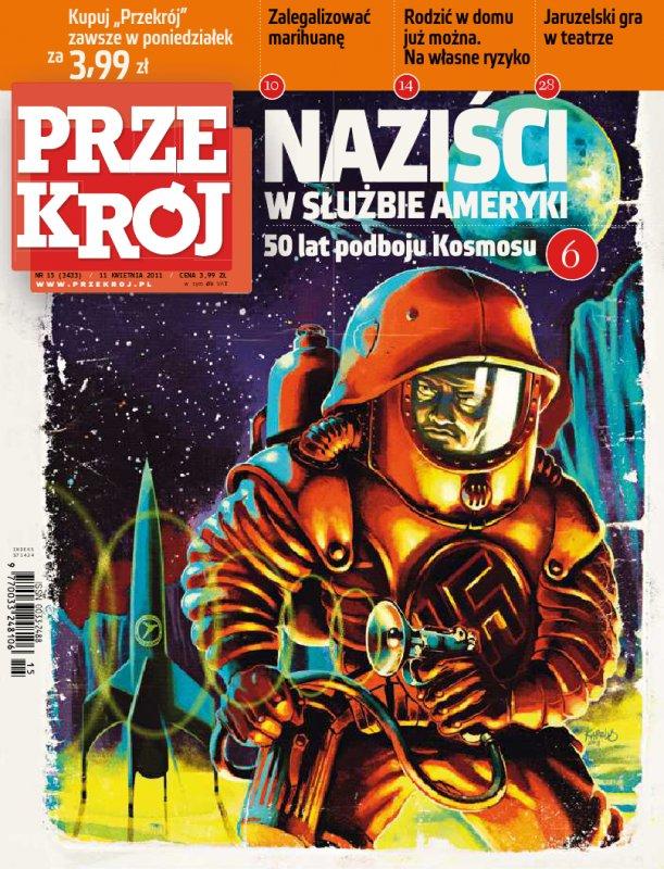 """""""Przekrój"""" nr 152011 - Ebook (Książka PDF) do pobrania w formacie PDF"""
