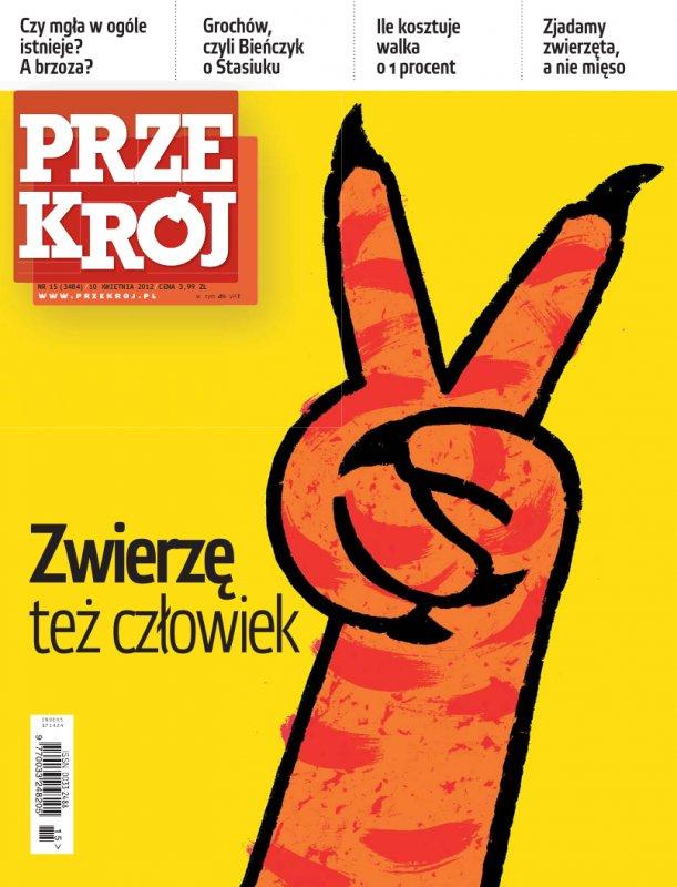 """""""Przekrój"""" nr 152012 - Ebook (Książka PDF) do pobrania w formacie PDF"""