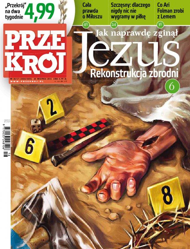 """""""Przekrój"""" nr 16172011 - Ebook (Książka PDF) do pobrania w formacie PDF"""