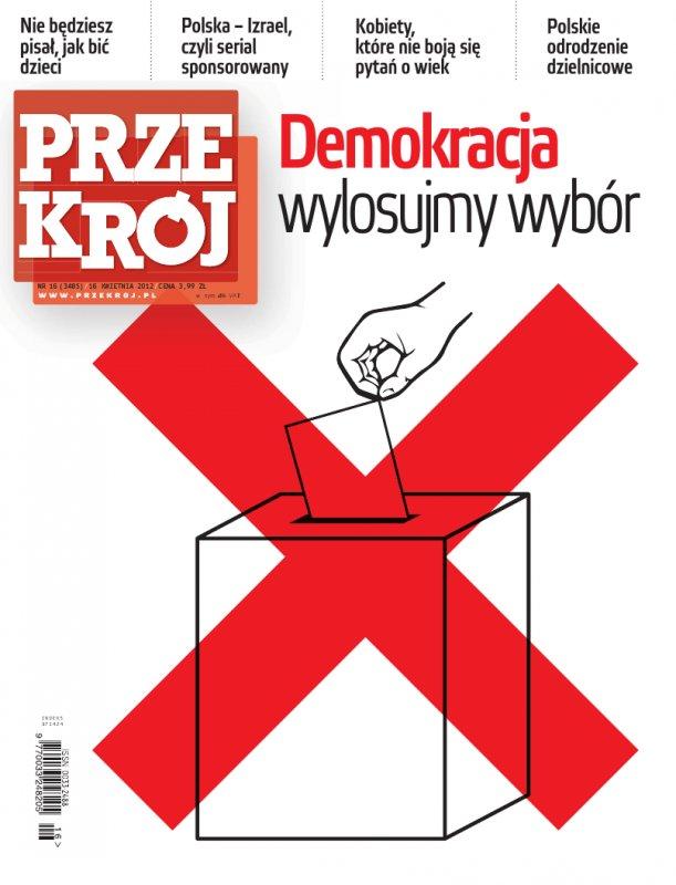 """""""Przekrój"""" nr 162012 - Ebook (Książka PDF) do pobrania w formacie PDF"""