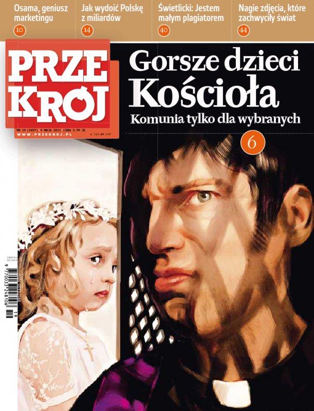 """""""Przekrój"""" nr 192011 - Ebook (Książka PDF) do pobrania w formacie PDF"""