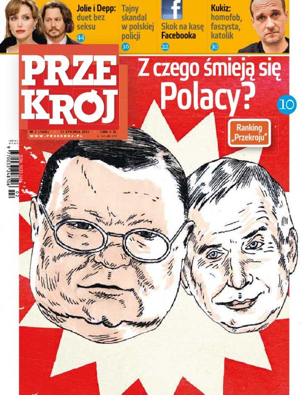 """""""Przekrój"""" nr 22011 - Ebook (Książka PDF) do pobrania w formacie PDF"""