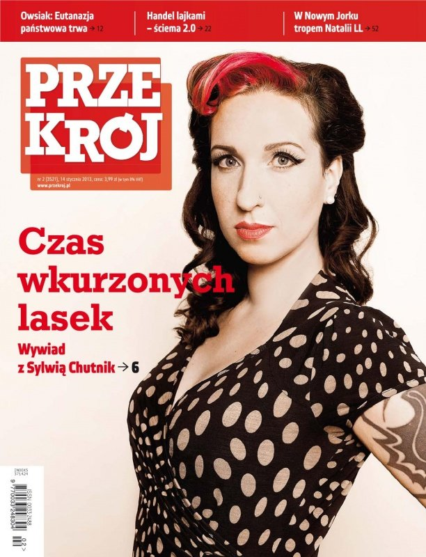 """""""Przekrój"""" nr 22013 - Ebook (Książka PDF) do pobrania w formacie PDF"""