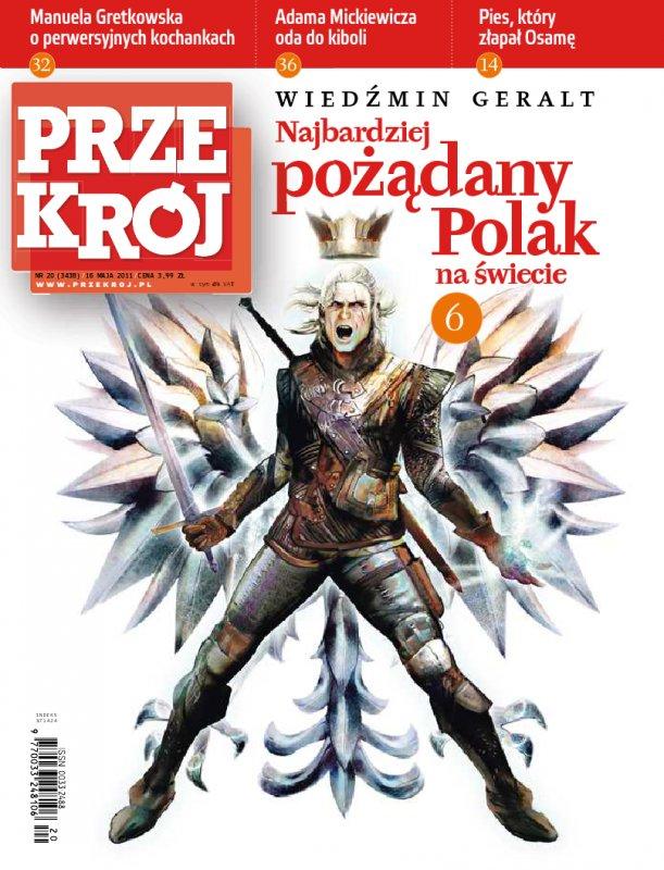 """""""Przekrój"""" nr 202011 - Ebook (Książka PDF) do pobrania w formacie PDF"""