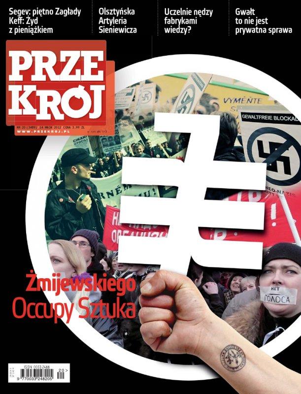 """""""Przekrój"""" nr 202012 - Ebook (Książka PDF) do pobrania w formacie PDF"""