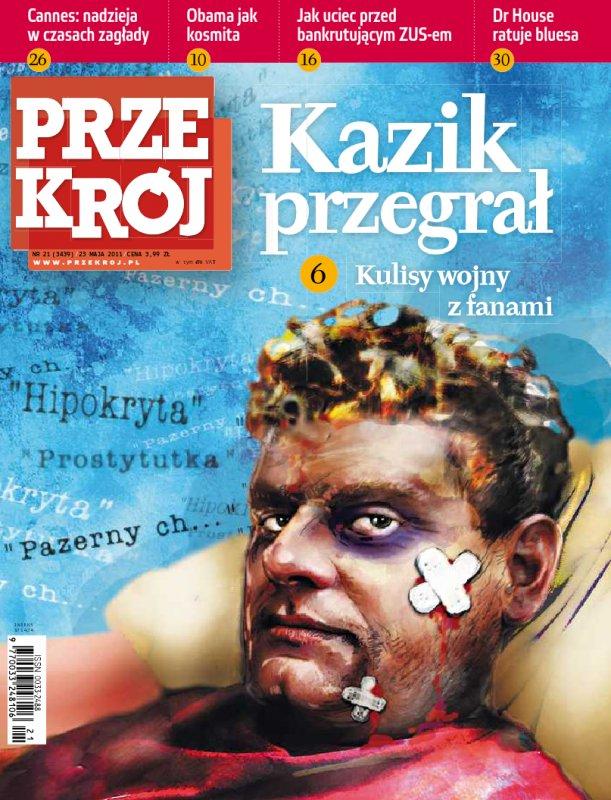 """""""Przekrój"""" nr 212011 - Ebook (Książka PDF) do pobrania w formacie PDF"""