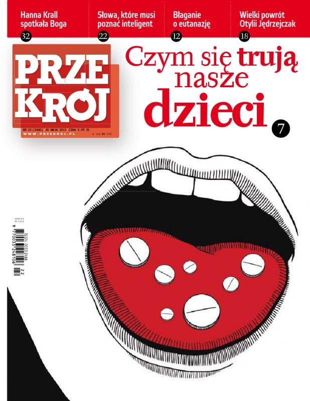 """""""Przekrój"""" nr 222011 - Ebook (Książka PDF) do pobrania w formacie PDF"""