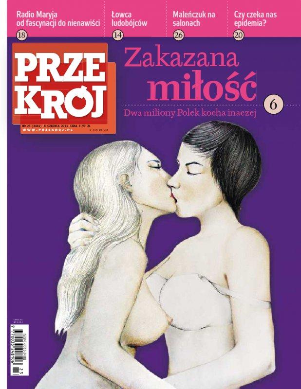 """""""Przekrój"""" nr 232011 - Ebook (Książka PDF) do pobrania w formacie PDF"""