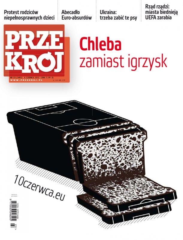 """""""Przekrój"""" nr 232012 - Ebook (Książka PDF) do pobrania w formacie PDF"""