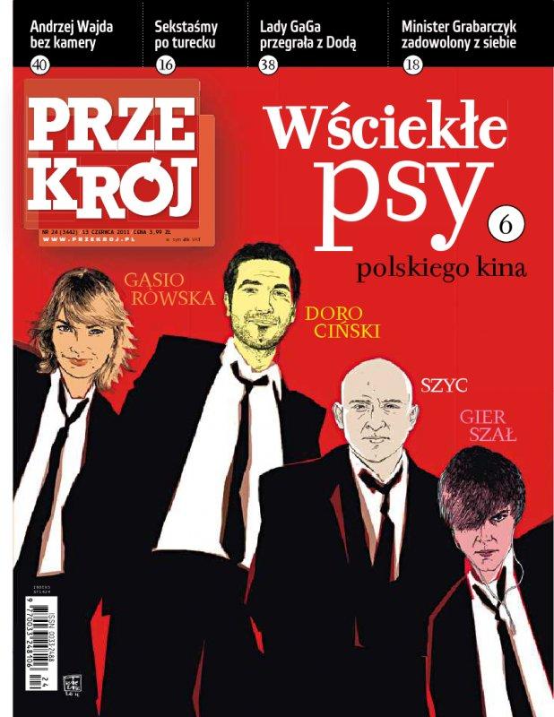 """""""Przekrój"""" nr 242011 - Ebook (Książka PDF) do pobrania w formacie PDF"""
