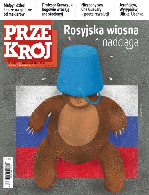 """""""Przekrój"""" nr 242012 - Ebook (Książka PDF) do pobrania w formacie PDF"""
