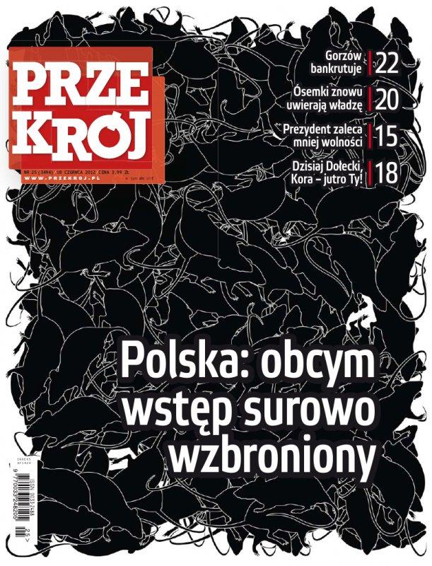 """""""Przekrój"""" nr 252012 - Ebook (Książka PDF) do pobrania w formacie PDF"""