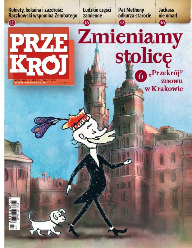 """""""Przekrój"""" nr 272011 - Ebook (Książka PDF) do pobrania w formacie PDF"""