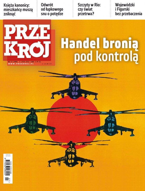 """""""Przekrój"""" nr 272012 - Ebook (Książka PDF) do pobrania w formacie PDF"""