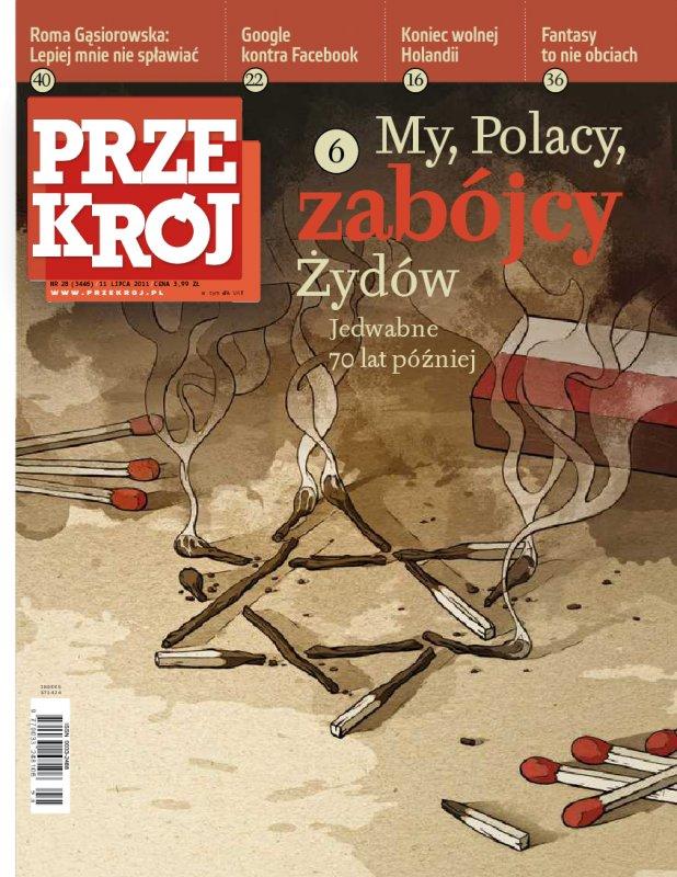 """""""Przekrój"""" nr 282011 - Ebook (Książka PDF) do pobrania w formacie PDF"""