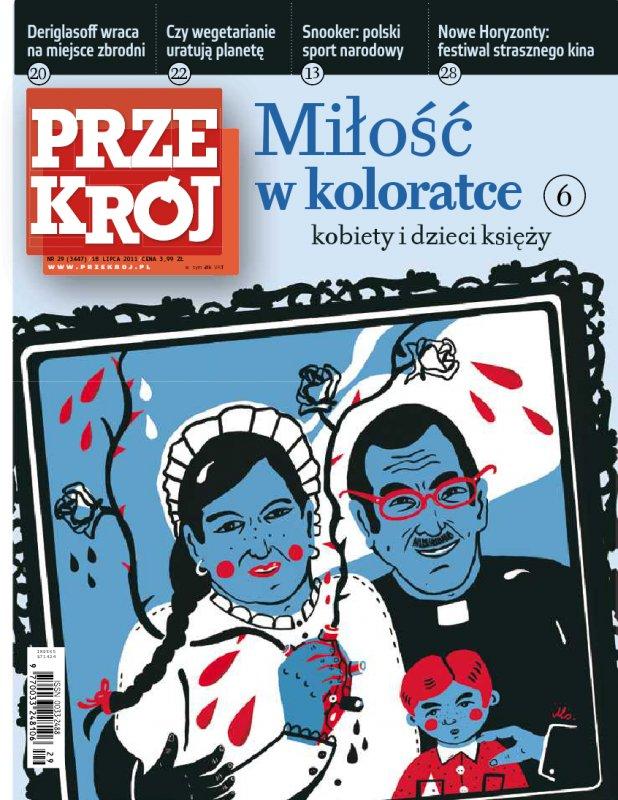 """""""Przekrój"""" nr 292011 - Ebook (Książka PDF) do pobrania w formacie PDF"""
