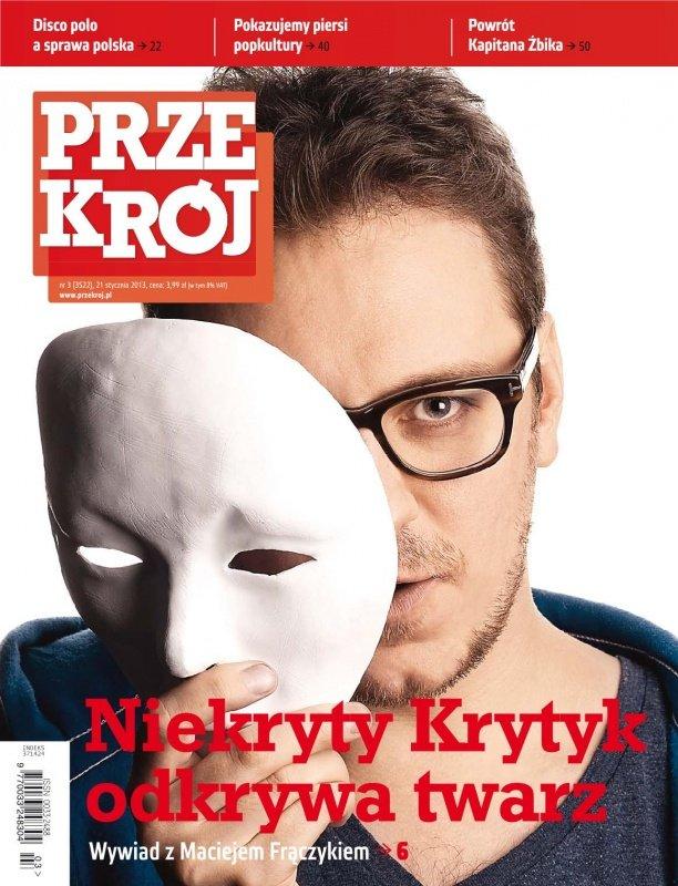 """""""Przekrój"""" nr 32013 - Ebook (Książka PDF) do pobrania w formacie PDF"""