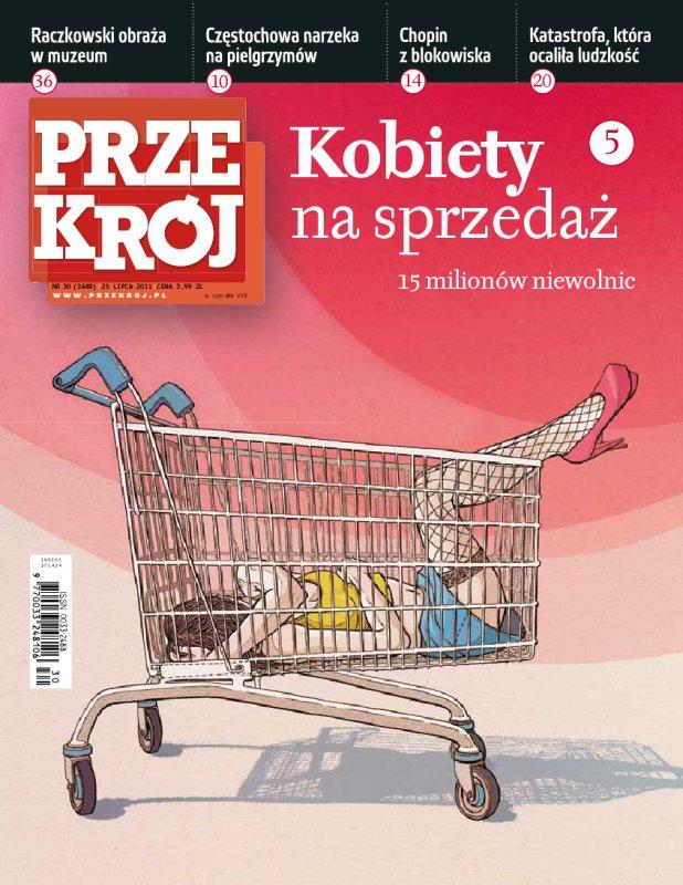 """""""Przekrój"""" nr 302011 - Ebook (Książka PDF) do pobrania w formacie PDF"""