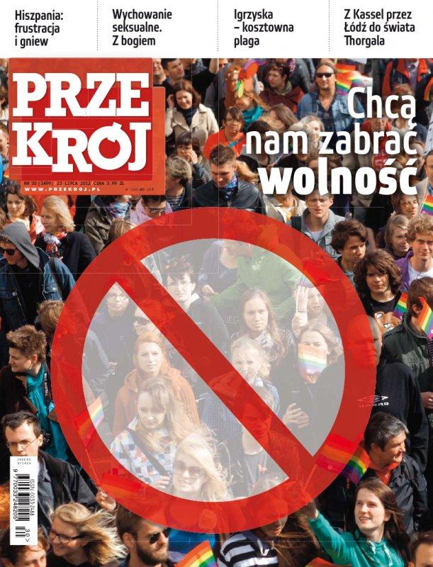 """""""Przekrój"""" nr 302012 - Ebook (Książka PDF) do pobrania w formacie PDF"""
