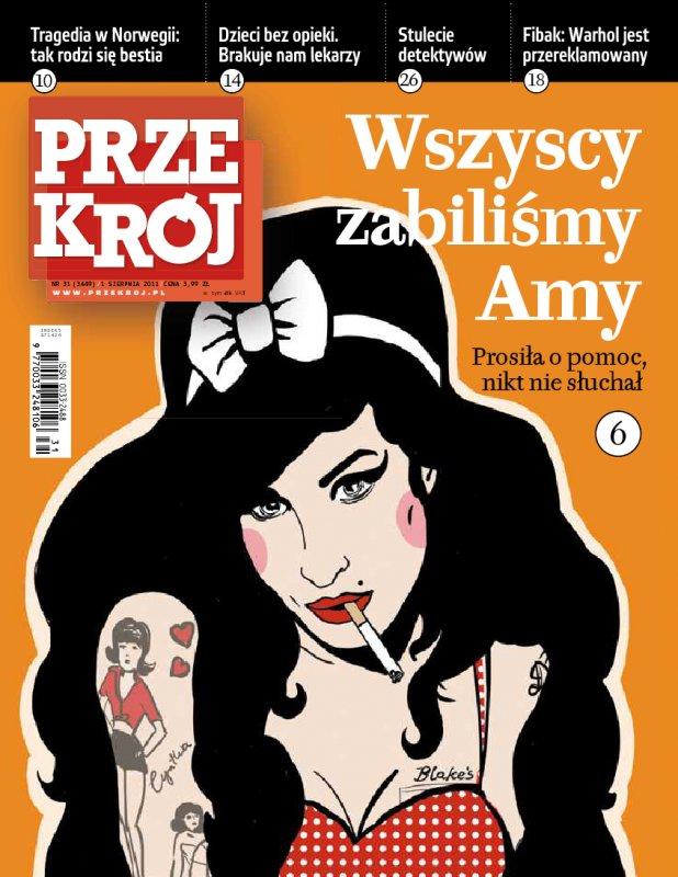 """""""Przekrój"""" nr 312011 - Ebook (Książka PDF) do pobrania w formacie PDF"""