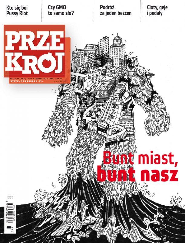 """""""Przekrój"""" nr 32332012 - Ebook (Książka PDF) do pobrania w formacie PDF"""