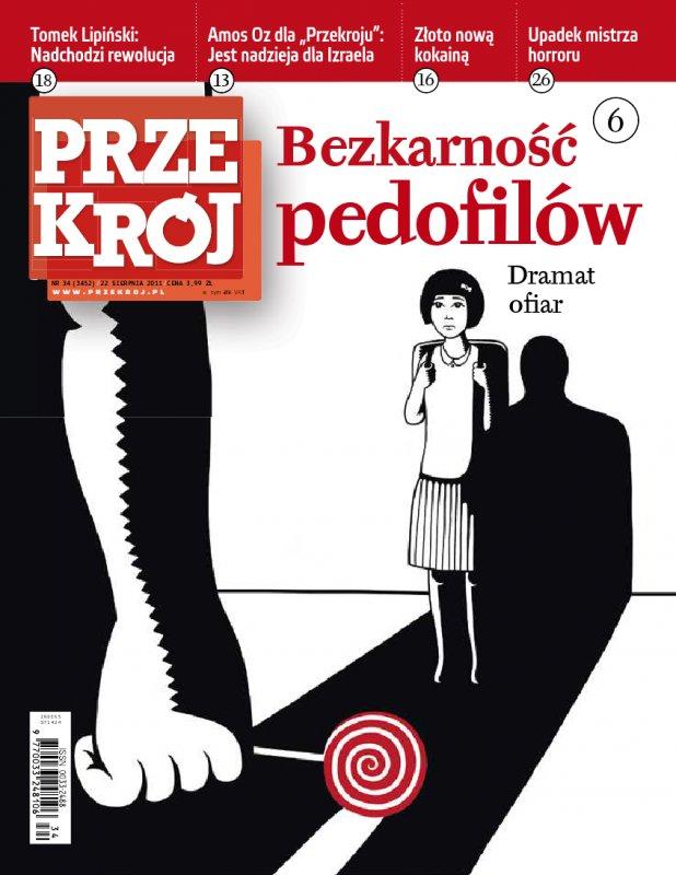 """""""Przekrój"""" nr 342011 - Ebook (Książka PDF) do pobrania w formacie PDF"""