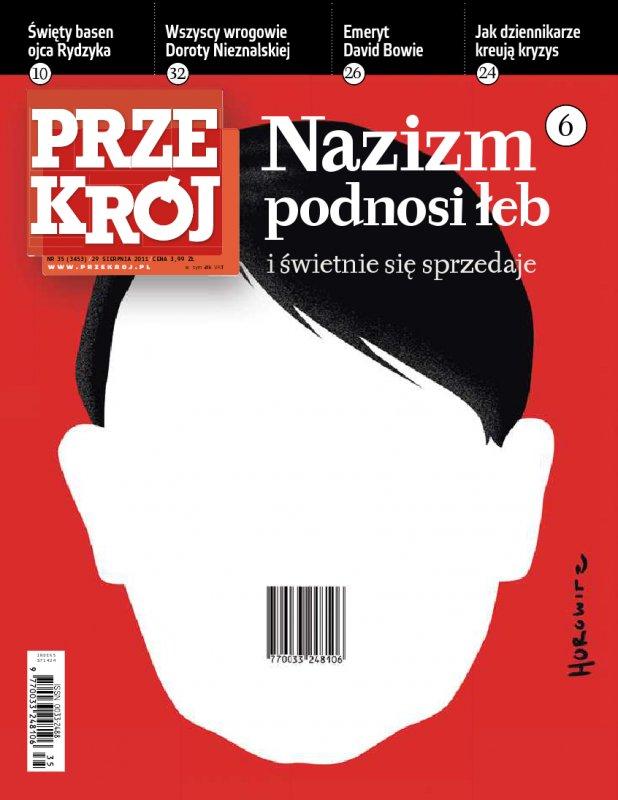 """""""Przekrój"""" nr 352011 - Ebook (Książka PDF) do pobrania w formacie PDF"""