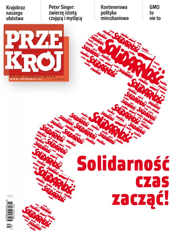 """""""Przekrój"""" nr 352012 - Ebook (Książka PDF) do pobrania w formacie PDF"""