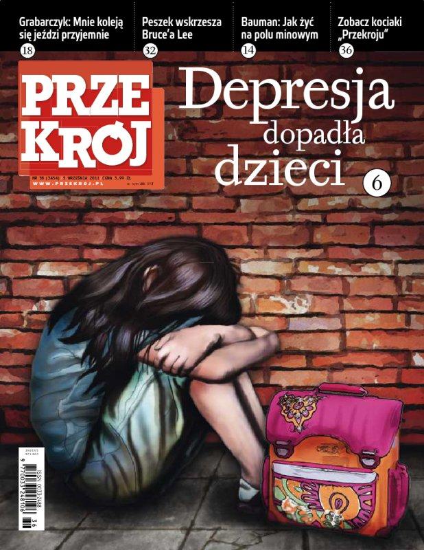 """""""Przekrój"""" nr 362011 - Ebook (Książka PDF) do pobrania w formacie PDF"""