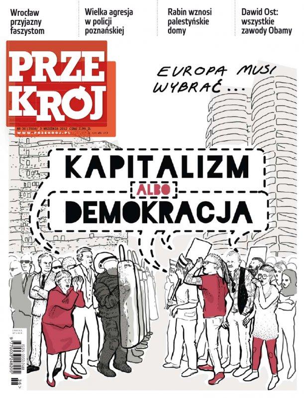 """""""Przekrój"""" nr 362012 - Ebook (Książka PDF) do pobrania w formacie PDF"""