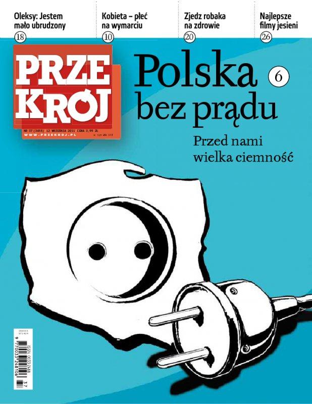 """""""Przekrój"""" nr 372011 - Ebook (Książka PDF) do pobrania w formacie PDF"""