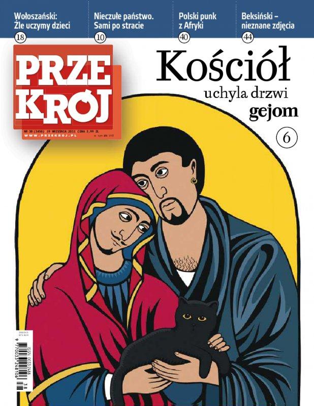 """""""Przekrój"""" nr 382011 - Ebook (Książka PDF) do pobrania w formacie PDF"""