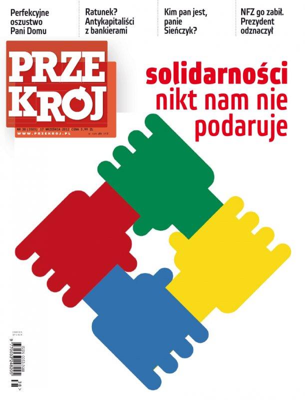 """""""Przekrój"""" nr 382012 - Ebook (Książka PDF) do pobrania w formacie PDF"""