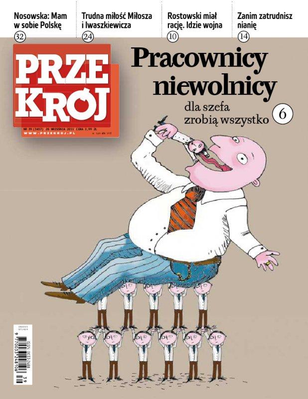 """""""Przekrój"""" nr 392011 - Ebook (Książka PDF) do pobrania w formacie PDF"""