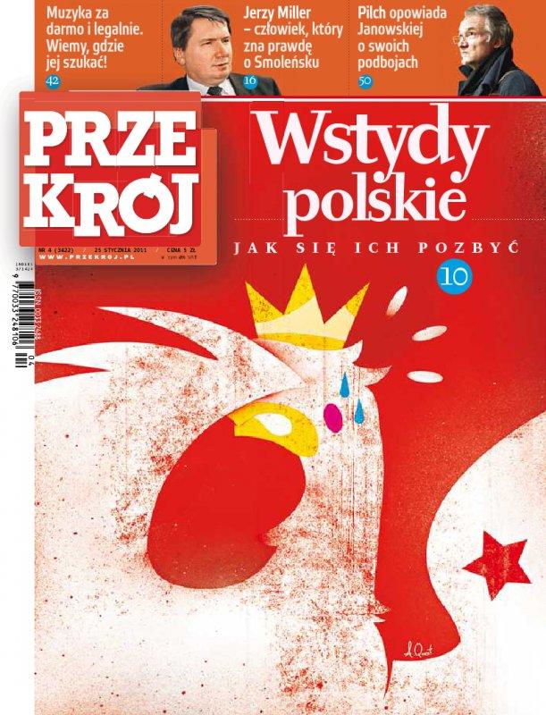 """""""Przekrój"""" nr 42011 - Ebook (Książka PDF) do pobrania w formacie PDF"""