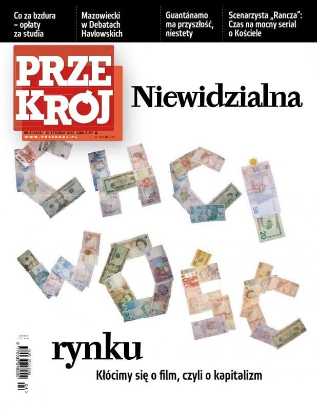 """""""Przekrój"""" nr 42012 - Ebook (Książka PDF) do pobrania w formacie PDF"""